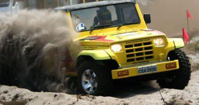 Rally: Tony parte para o último desafio na temporada