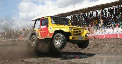 Rally: Duas vitórias, dois recordes. Tony encerra a temporada voando em Alagoas