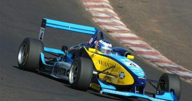 F3 Sulamericana: Fábio Beretta abre a 2ª fila em Tarumã no domingo