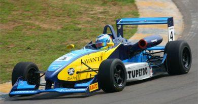 F3 Sulamericana: Fábio Beretta marca 1 ponto em Sta. Cruz do Sul