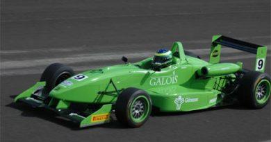 F3 Sulamericana: Cerutti surpreende e fica com a pole em Tarumã