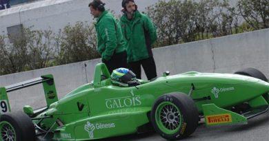 F3 Sulamericana: Castilho Motorsport entre as top 3 da F3