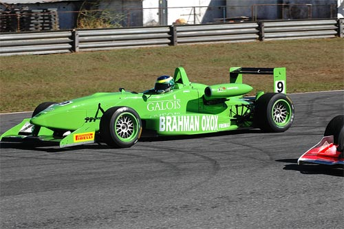 F3 Sulamericana: Ponto escapou de Cerutti por 0s400