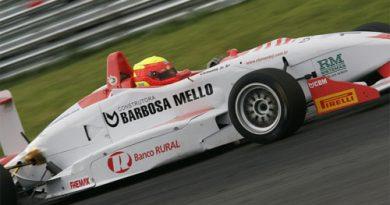 F3 Sulamericana: Clemente Júnior marca a 1ª Pole do ano