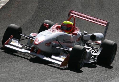F3 Sulamericana: Clemente Jr. é o mais rápido na segunda sessão de treinos