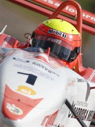 F3 Sulamericana: Clemente Júnior garante pole com quebra de recorde em Tarumã