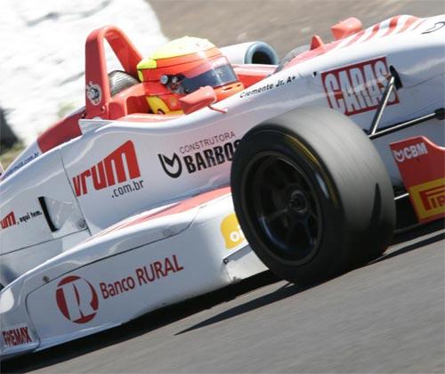 F3 Sulamericana: Clemente Júnior termina em segundo e volta a ser o líder isolado do campeonato
