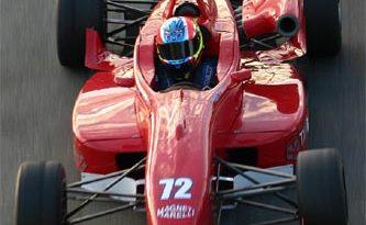 F3 Sulamericana: Douglas Hiar marca pontos na quinta etapa e sobre punição na etapa seguinte