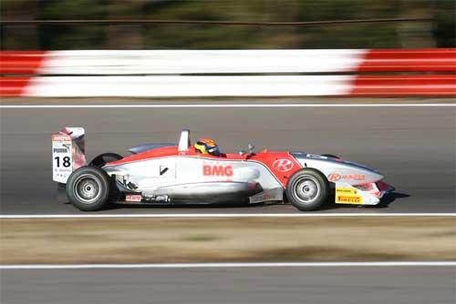F3 Sulamericana: Douglas Soares estréia pela Razia Sports com bom resultado na Argentina