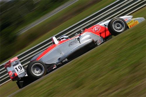 F3 Sulamericana: Categoria chega a metade da temporada