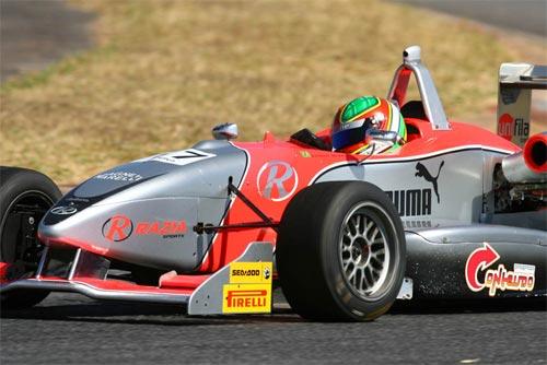 F3 Sulamericana: Razia Sports marca pontos com Otero e Nathan em Brasília