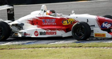 F3 Sulamericana: Felipe Ferreira encerra sua preparação em Campo Grande