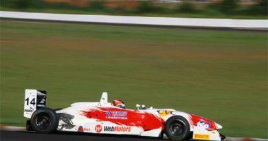 F3 Sulamericana: Felipe Ferreira não pontua em Curitiba