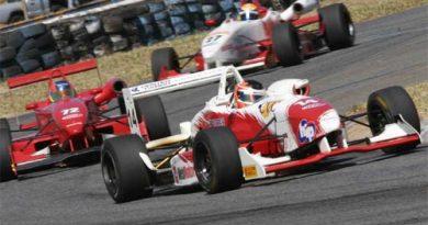F3 Sulamericana: Felipe Ferreira termina em sétimo