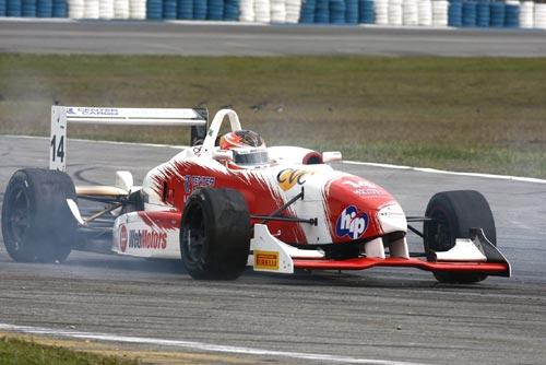 F3 Sulamericana: Formula 3 corre com TC 2000 na frente de