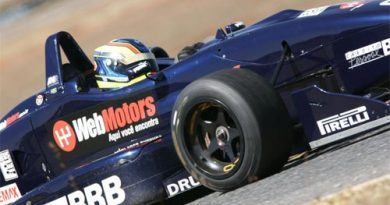 F3 Sulamericana: Em casa, Felipe Guimarães crava a primeira pole do final de semana