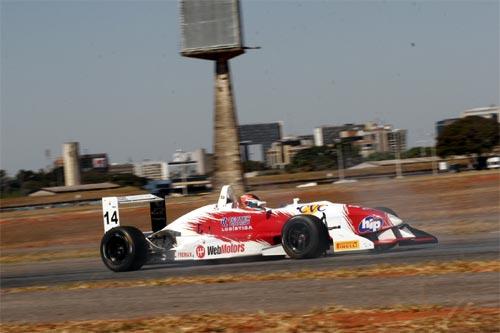 F3 Sulamericana: Felipe Ferreira vai largar da terceira fila