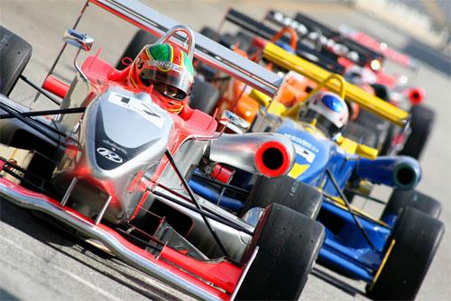 F3 Sulamericana: Razia Sports volta a ser a melhor estreante e marca mais três pontos em Interlagos