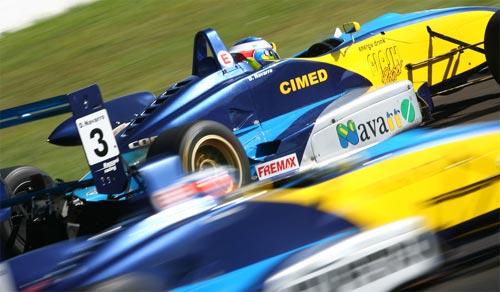 F3 Sulamericana: Denis Navarro evolui e larga na 6ª colocação em Tarumã