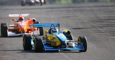 F3 Sulamericana: Denis Navarro chega em 7º no sábado e sobe na classificação