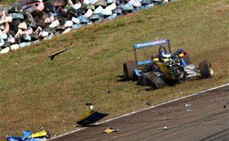 F3 Sulamericana: Denis Navarro bate forte em Londrina