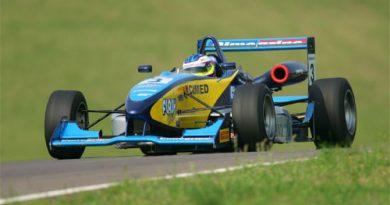 F3 Sulamericana: Navarro não completa prova de sábado em Sta. Cruz do Sul
