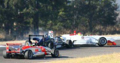 F3 Sulamericana: Batida encerra corrida de recuperação de Rodolpho Santos