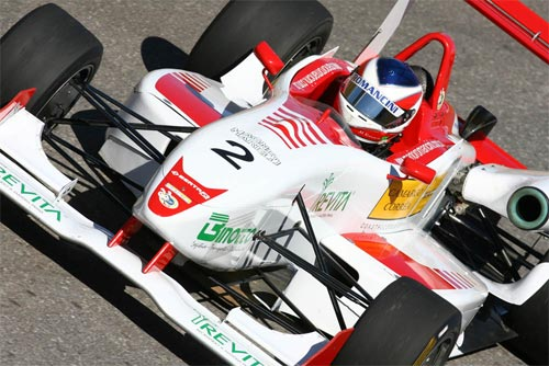 F3 Sulamericana: Romancini larga na segunda fila em Brasília, e acredita em pódio