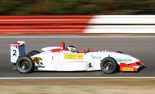 F3 Sulamericana: Romancini vence pela primeira vez na temporada