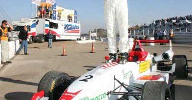 F3 Sulamericana: Romancini confirma vice-liderança do campeonato