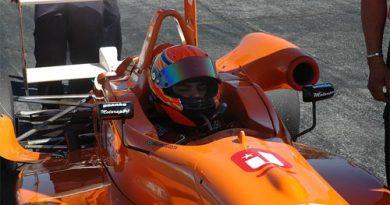 F3 Sulamericana: Starostik já é quinto no campeonato