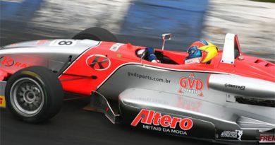 F3 Sulamericana: Vinícius Quadros avalia sua estréia na categoria
