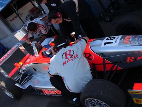 F3 Sulamericana: Vinícius Quadros enfrenta problemas novamente na 4ª etapa