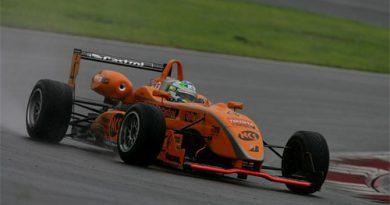 F3 Japonesa: Streit chega em 4º na abertura em Fuji