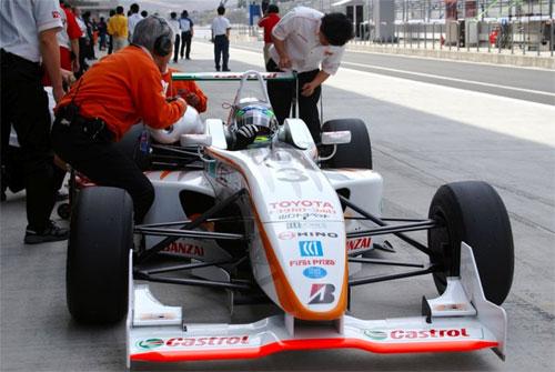 F3 Japonesa: Streit vence a 4ª etapa em Suzuka