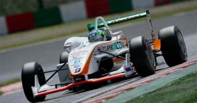 F3 Japonesa: Robert Streit conquista mais um pódio em Montegi