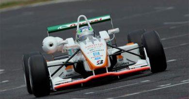 F3 Japonesa: Streit é o terceiro nos testes coletivos em Sendai