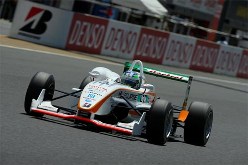 F3 Japonesa: Ajustem favorecem o equilíbrio do carro de Streit em Okayama