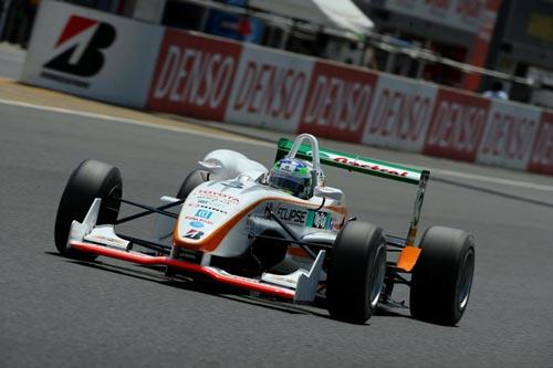 F3 Japonesa: Com o terceiro lugar, Streit reassume a liderança do campeonato