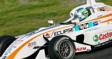 F3 Japonesa: Líder do campeonato, Streit está otimista para rodada tripla em Autopolis