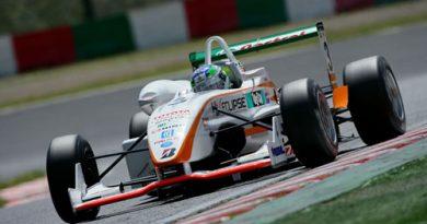 F3 Japonesa: Prejudicado por adversário, Roberto Streit deixa liderança do campeonato
