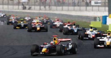 GP2 Series: Bruno Senna e Di Grassi sobem ao pódio na França