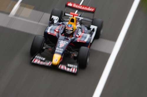 GP2 Series: Bruno Senna dá show de ultrapassagens, mas fica sem ponto