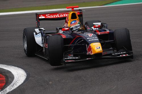GP2 Series : Volta a Nürburgring desaponta Bruno Senna