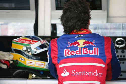 GP2 Series: Bruno Senna abandona cedo GP da Europa