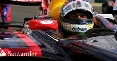 GP2 Series: Fórmula 1 reforça equipe de Bruno Senna no final