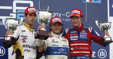 GP2 Series: Di Grassi é o segundo colocado em Magny-Cours