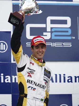 GP2 Series: Di Grassi corre em Silverstone animado com a evolução da equipe