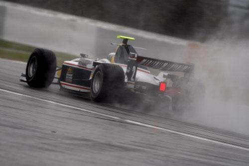 GP2 Series: Lucas di Grassi conquista lugar na primeira fila em Nürburgring