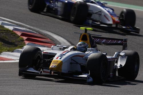 GP2 Series: Lucas di Grassi completa rodada somando mais um ponto no campeonato